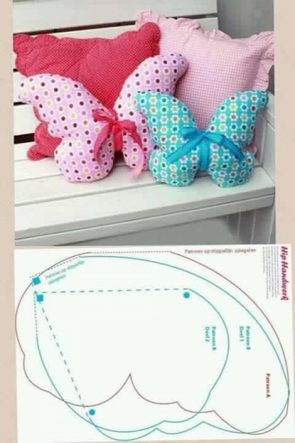 Creative DIY Pillow Ideas 5
