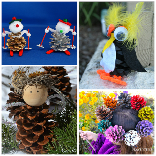 fun-pinecone-crafts-for-kids