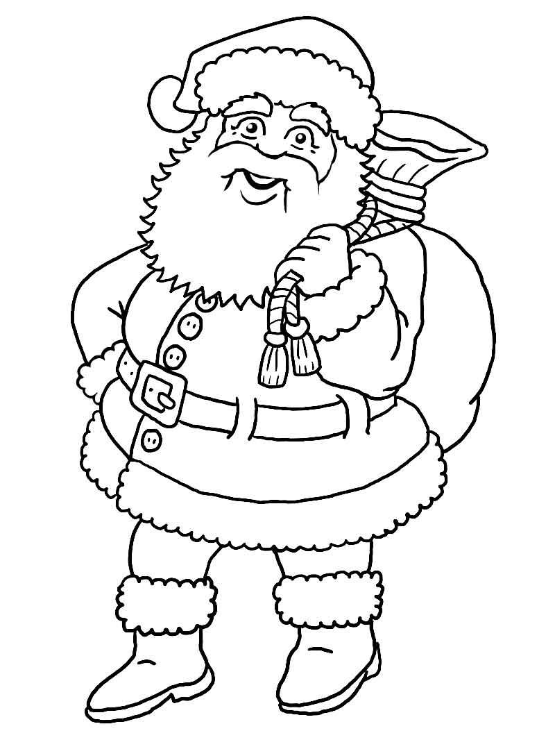 karácsony mikulás télapó DIY papír papírdísz