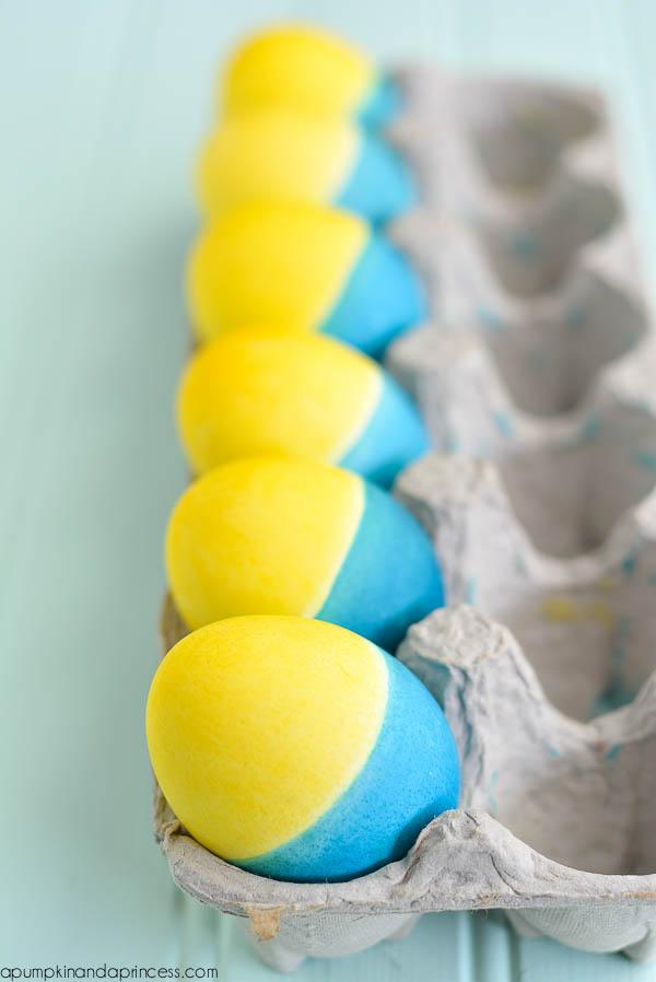 húsvét tojásfestés minions