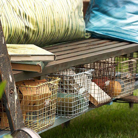 kert tavasz kertészkedés raklap tárolás
