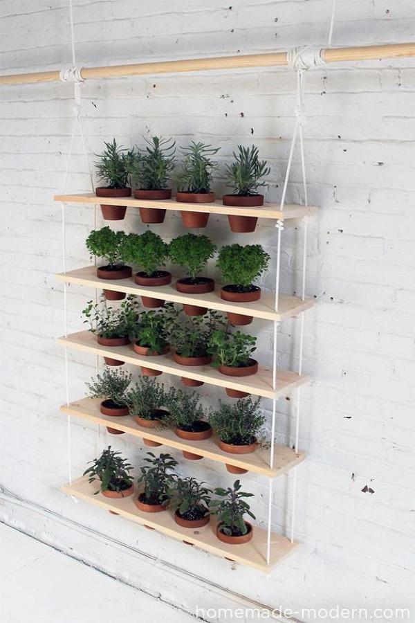 fa lakberendezés DIY csináld magad