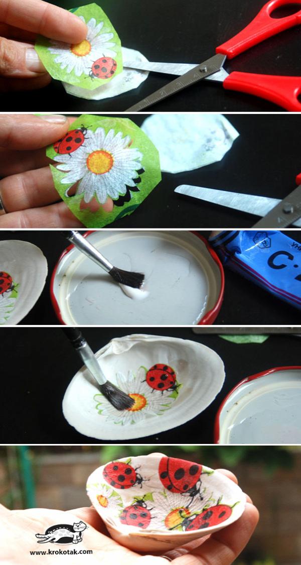 nyár kreatív játék DIY