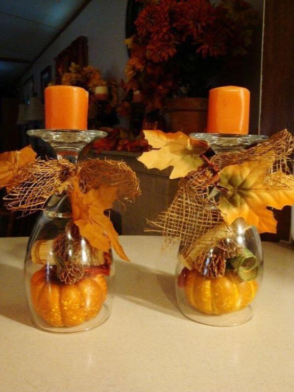 ősz gyertya