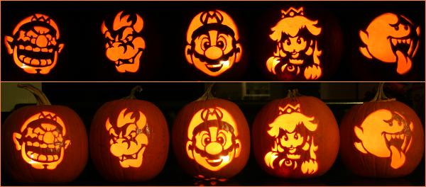 halloween tökfaragás