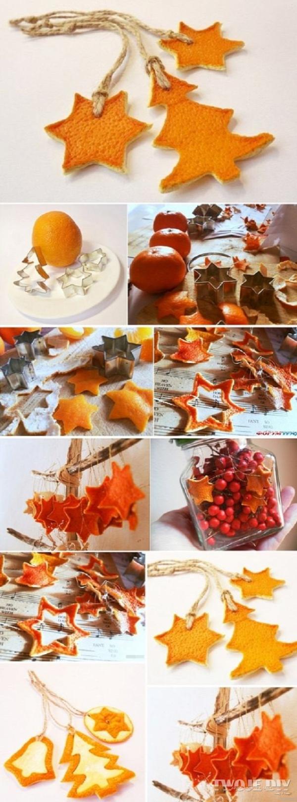 karácsony narancshéj narancshéj dekoráció