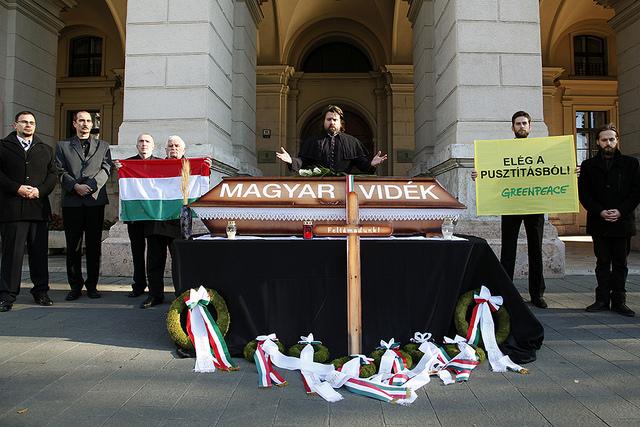 Kishantos Natura 2000 magyar föld Greenpeace