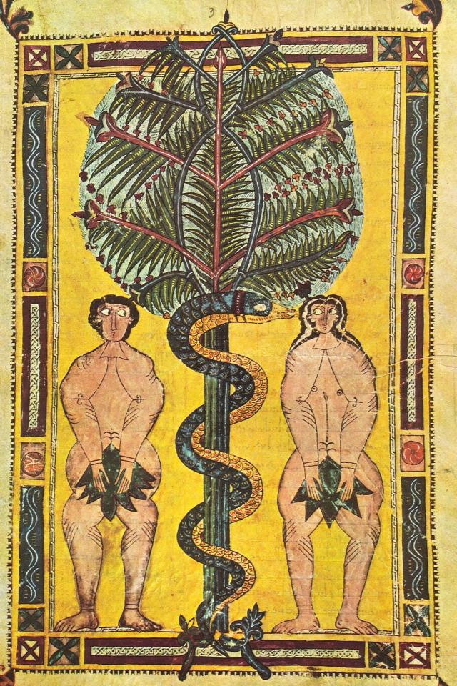 karácsony  Biblia növények