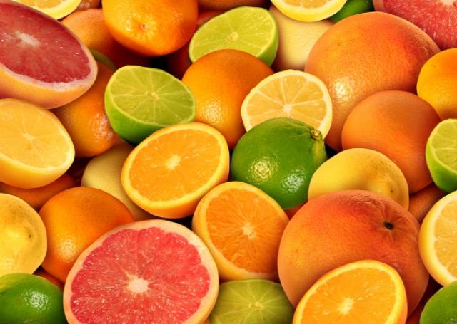 citrusfélék klementin narancs pomeló pomeránc mandarin