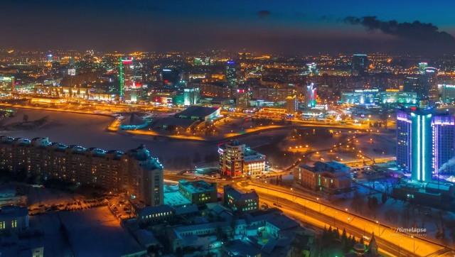 európa videó fehéroroszország timelapse