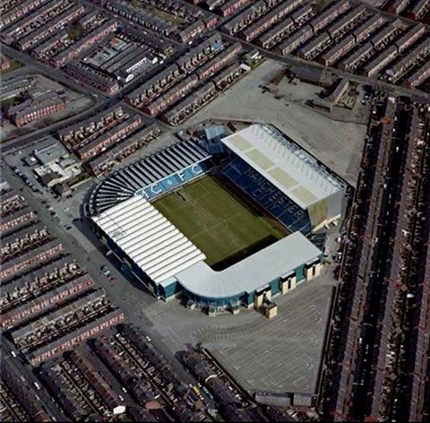 maine road retrócity premier league stadion manchester city