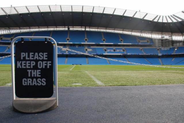 manchester city etihad stadion angol foci