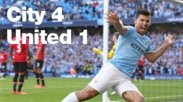 manchester city manchester united derbi premier league