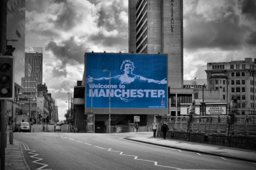 tevez portré manchester city