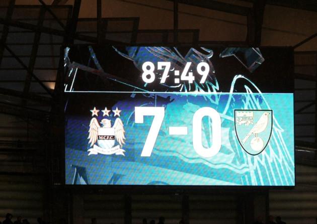 manchester city norwich premier league összefoglaló