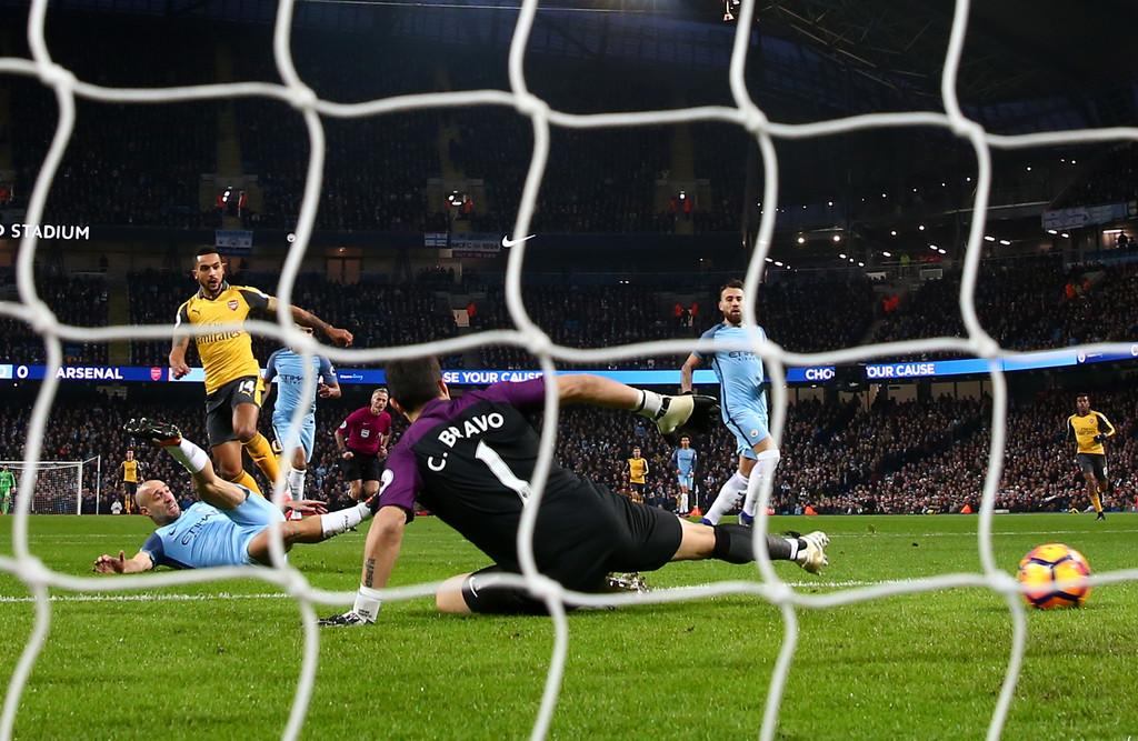 manchester city arsenal premier league összefoglaló
