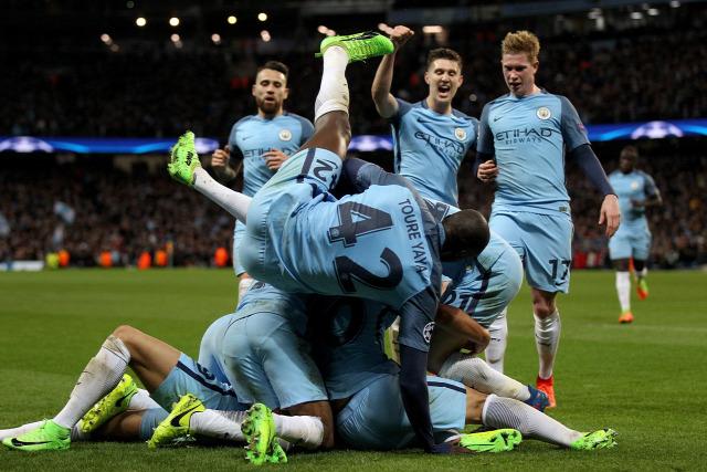 manchester city bajnokok ligája összefoglaló monaco