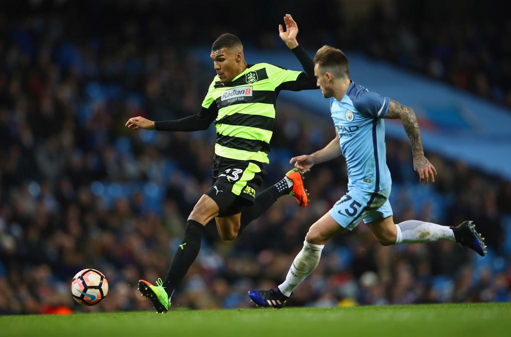 fa kupa manchester city összefoglaló huddersfield