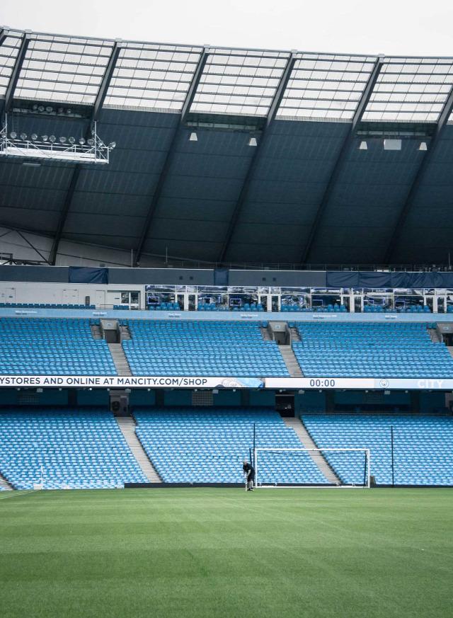 manchester city etihad stadion háttér