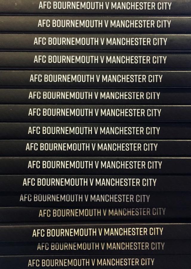 bournemouth manchester city premier league összefoglaló