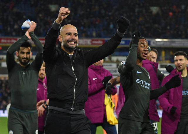 manchester city huddersfield premier league összefoglaló