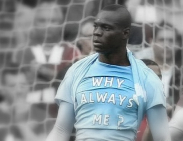 balotelli manchester city portré noel gallagher