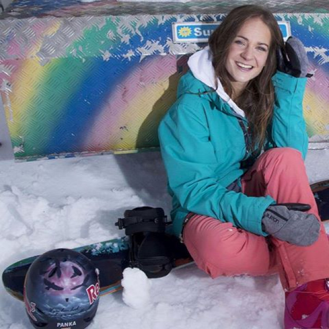 snowboard hódeszka Gyarmati Panka magyar sportolók