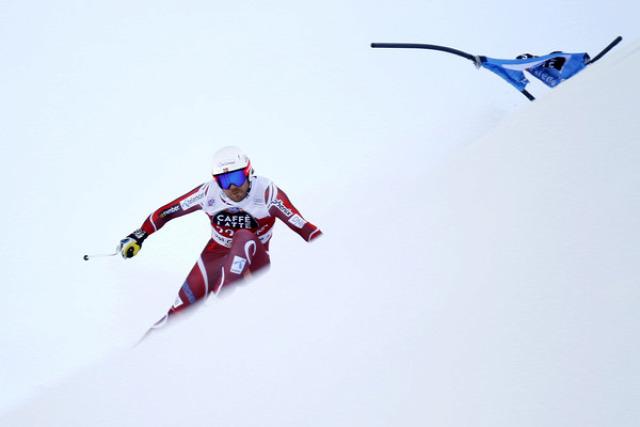alpesi si alpesi sí világkupa Szuper-G Svindal
