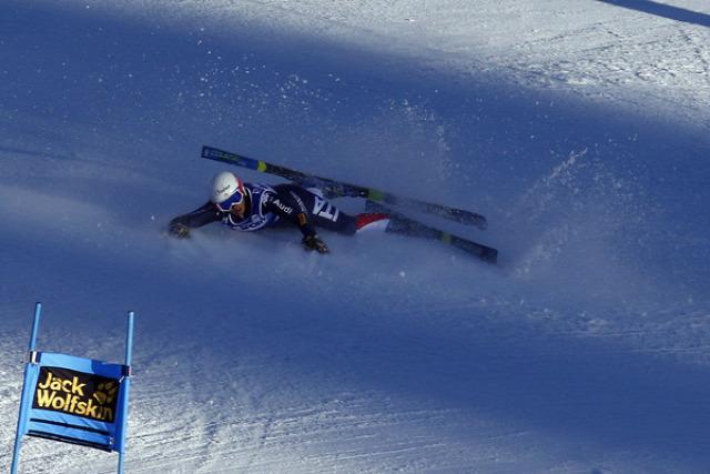 alpesi si alpesi sí világkupa óriás-műlesiklás Courchevel Brem