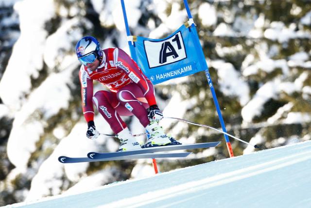 alpesi si alpesi sí világkupa Kitzbühel Szuper-G Svindal