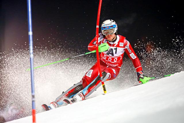 alpesi si alpesi sí világkupa Schladming szlalom Kristoffersen Samsal Dalibor