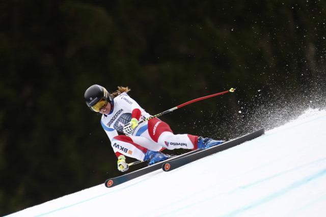 alpesi si alpesi sí világkupa Garmisch-Partenkirchen Szuper-G Lara Gut Miklos Edit