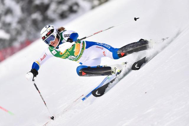 alpesi si alpesi sí világkupa Crans Montana szlalom Shiffrin