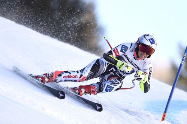 alpesi si alpesi sí világkupa La Thuile Szuper-G Weirather