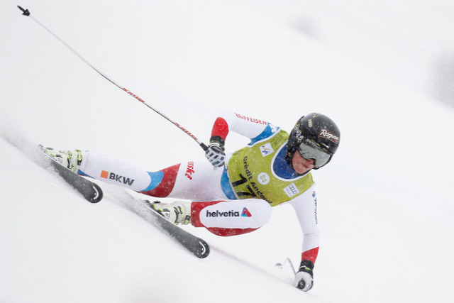 alpesi si alpesi sí világkupa Soldeu Szuper-G Brignone Vonn Miklos Edit