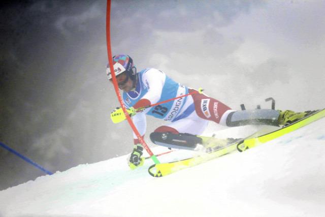 alpesi si alpesi sí világkupa szlalom Adelboden Henrik Kristoffersen
