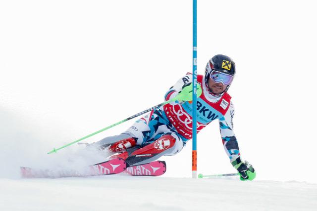 alpesi si alpesi sí világkupa szlalom Wengen Henrik Kristoffersen