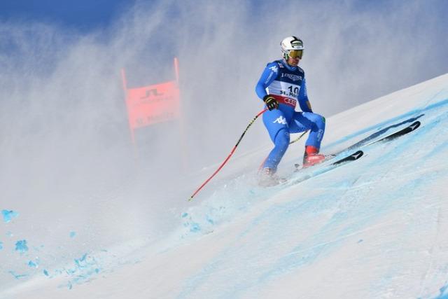 alpesi si Alpesi Sí VB St. Moritz alpesi összetett Luca Aerni Kekesi Marton