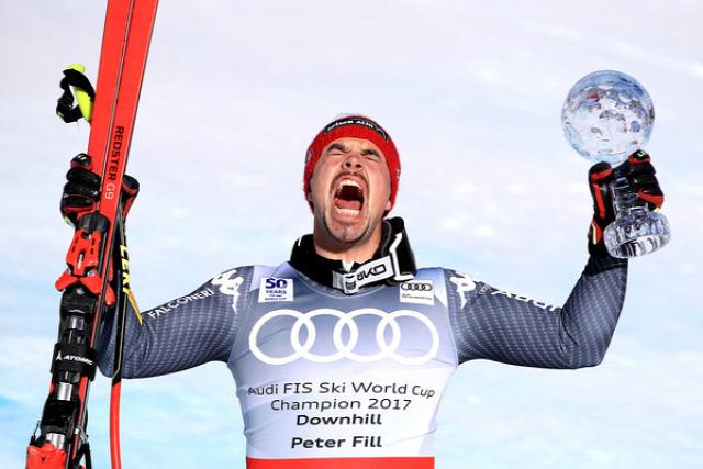 alpesi si alpesi sí világkupa Aspen Peter Fill Dominik Paris lesiklas