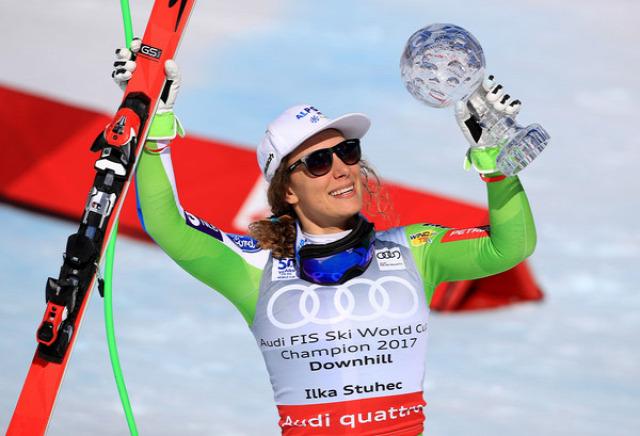 alpesi si alpesi sí világkupa lesiklas Aspen Ilka Štuhec