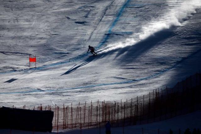 Világkupa alpesi sí alpesi sí világkupa lesiklás Aksel Lund Svindal Kjetil Jansrud Guillermo Fayed Hannes Reichelt Andrew Weibrecht Carlo Janka