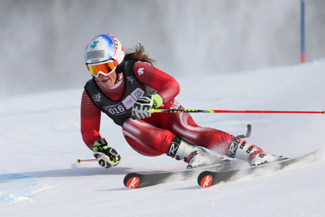 alpesi sí Ifjúsági Téli Olimpia Lillehammer magyar sportolók Szőllős Barnabás Archam Chiara