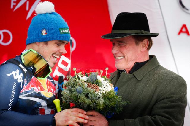 Alpesi Sí Világkupa alpesi sí lesiklás Kitzbühel Ausztria Peter Fill Beat Feuz Carlo Janka Johan Clarey Marc Gisin Aleksander Aamodt Kilde