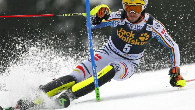 alpesi si alpesi sí világkupa Aspen szlalom André Myhrer Marcel Hirscher