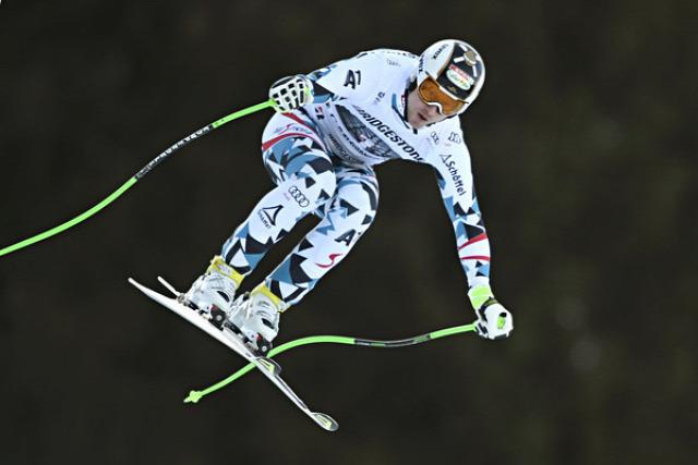 alpesi sí lesiklás Garmisch-Partenkirchen Hannes Reichelt Peter Fill Beat Feuz