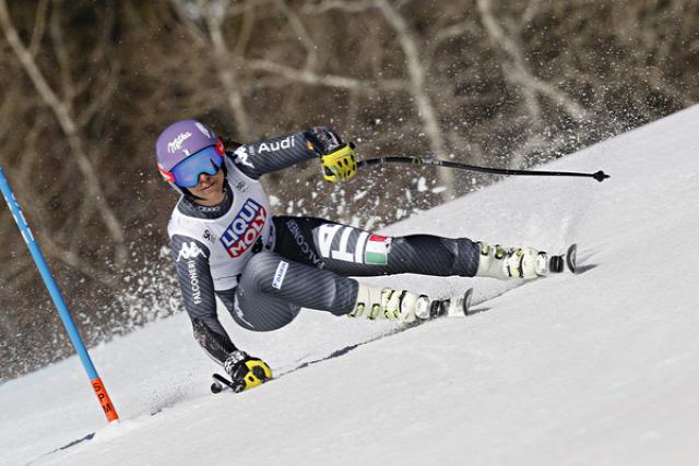 alpesi sí Szuper-G Aspen USA Tina Weirather Ilka Stuhec Federica Brignone