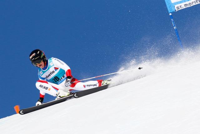 alpesi sí Alpesi Sí Világkupa Szuper-G Sankt Moritz Svájc Tina Weirather Lara Gut Cornelia Hütter Kajsa Kling Laurenne Ross Viktoria Rebensburg