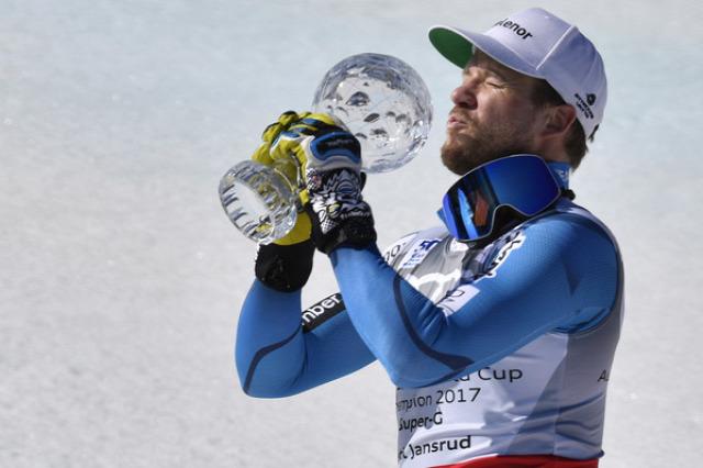 alpesi sí Szuper-G Aspen USA Hannes Reichelt Dominik Paris Aleksander Aamodt Kilde Mauro Caviezel
