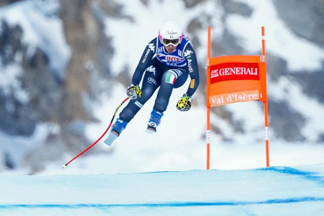 alpesi sí világkupa alpesi si 2016/2017 lesiklas Val dIsere Ilka Stuhec Miklos Edit