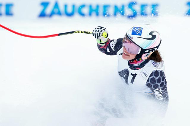 alpesi sí lesiklás Altenmarkt-Zauchensee Ausztria Christine Scheyer Tina Weirather Jacqueline Wiles Miklós Edit